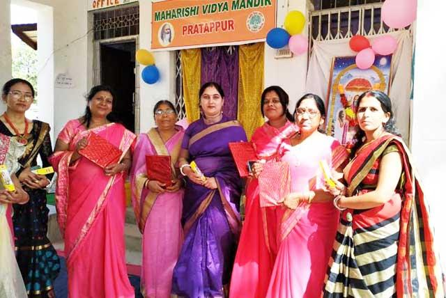 International Women's Day Celebration in Pratappur.