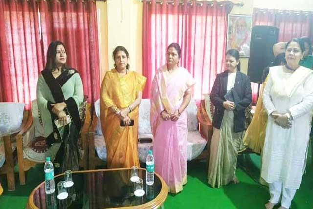 International Women's Day Celebration in Chhatarpur