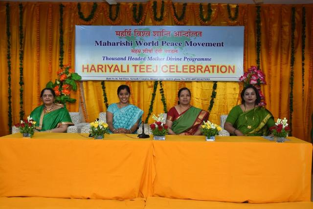 HARIYALI TEEJ CELEBRATED By 