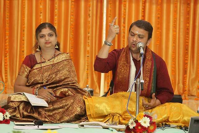 Guru Purnima was celebrated in grand way at Maharishi 